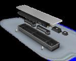 Новая линия дляштамповки ламелей длятеплообменника внутрипольных конвекторов Varmann