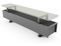 Kонвектор напольный Jaga Mini Free-standing
