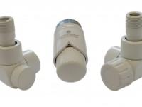 Комплект подключений для полотенцесушителя SCHLOSSER Lux - 603700031