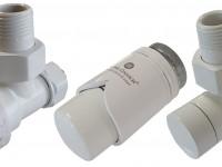 Комплект подключений для полотенцесушителя SCHLOSSER Elegant - 604200012