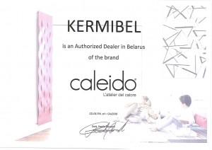 Caleido - Авторизованный дилер в РБ