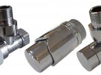 Комплект подключений для полотенцесушителя SCHLOSSER Elegant - 604200013