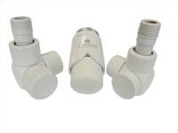 Комплект подключений для полотенцесушителя SCHLOSSER Exclusive - 601700113