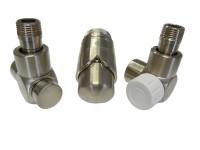 Комплект подключений для полотенцесушителя SCHLOSSER Exclusive - 601700122