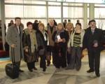 Посещение ведущими белорусскими проектировщиками выставки ISH 2009 во Франкфурте (Германия).