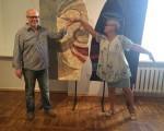 """Выставка итальянской мозаики """"Ретроспектива 1965 - 2014гг"""""""